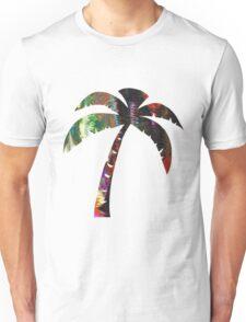 Summer Palm Unisex T-Shirt