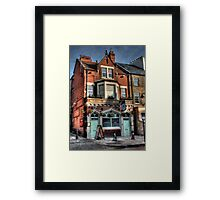 Cumberland Arms Framed Print
