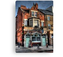 Cumberland Arms Canvas Print