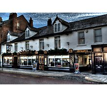 Salutation Inn Photographic Print