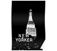 New Yorker  Poster