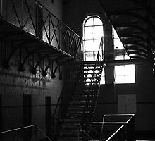 Old Melbourne Gaol. by VenturAShot