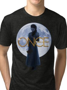 Belle - Once Upon a Time Tri-blend T-Shirt