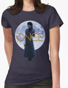 Belle - Once Upon a Time Womens Fitted T-Shirt