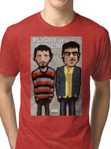 Flight of the Conchords Tri-blend T-Shirt