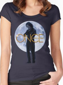 Rumplestiltskin - Once Upon a Time Women's Fitted Scoop T-Shirt