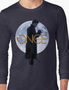 Captain Hook/Killian Jones - Once Upon a Time Long Sleeve T-Shirt