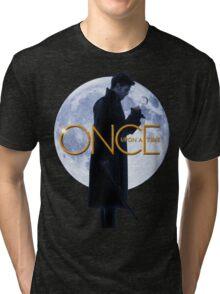 Captain Hook/Killian Jones - Once Upon a Time Tri-blend T-Shirt