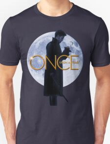 Captain Hook/Killian Jones - Once Upon a Time Unisex T-Shirt