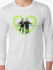 Justin and Jimmy Long Sleeve T-Shirt