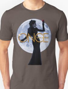 The Evil Queen/Regina Mills - Once Upon a Time Unisex T-Shirt