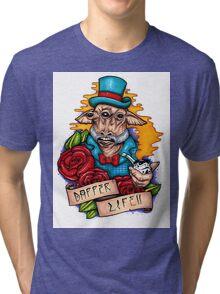 Dapper Ask Aak Tri-blend T-Shirt