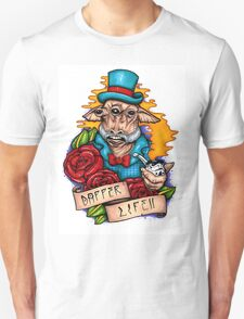 Dapper Ask Aak Unisex T-Shirt