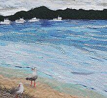 Noosa River Dreaming by Bekahdu