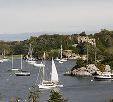 Rhode Island USA by AnnDixon