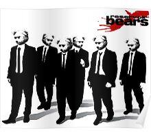 Reservoir Bears Poster