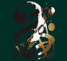 Miles Davis Note TEE T-Shirt