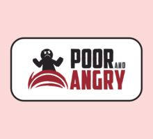 Poor and Angry Logo by poorandangry