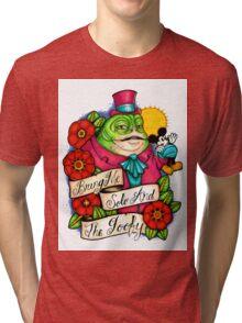 Gangster Jabba Tri-blend T-Shirt