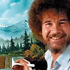 Bob Ross  by wcmello