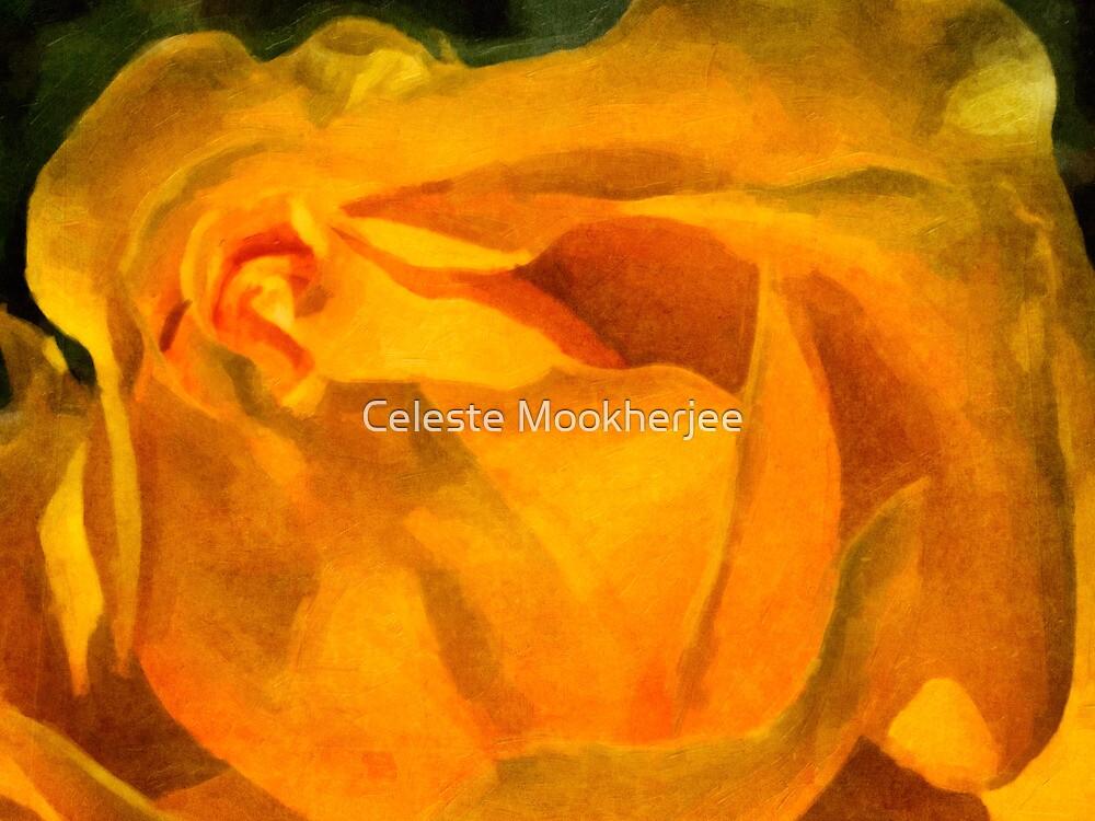 Golden by Celeste Mookherjee