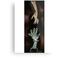 monster hands Metal Print