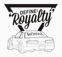 Define 'Royalty' Baby Tee