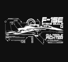 F-15E Strike Eagle by deathdagger