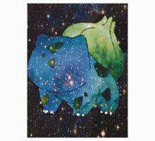 Space Pokemon #001 Bulbasaur by moonprincess70