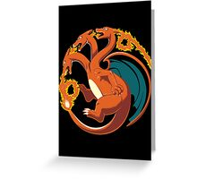 DRACARYZARD Greeting Card