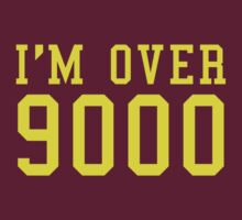 I'm Over 9000 by BrightDesign