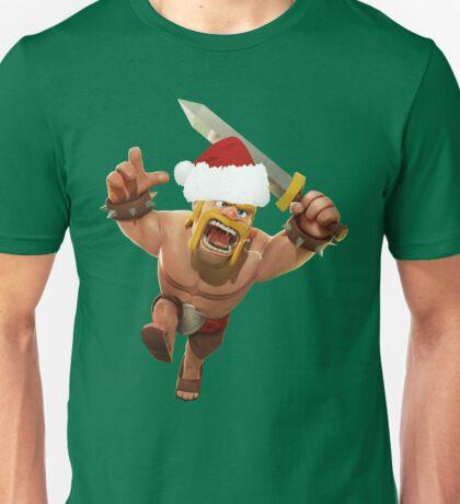BarbarianClaus Unisex T-Shirt