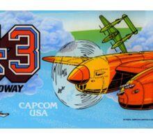1943 Arcade Sticker
