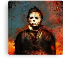 Halloween - Michael Myers Canvas Print