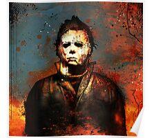Halloween - Michael Myers Poster