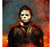 Halloween - Michael Myers Photographic Print