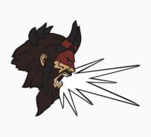 Beastmaster Roar One Piece - Long Sleeve