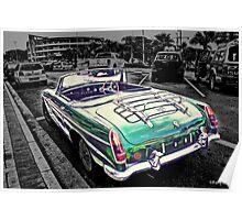 1967 MG MGB Poster