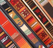Colorful Belts by rhamm