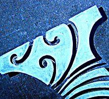 VicTOr Fraser sidewalkart detail by ©The Creative  Minds
