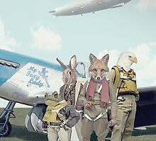 SKYFOX (The Starfox Prequel). by John Medbury (LAZY J Studios)