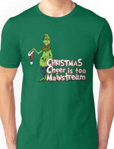 Hipster Grinch Unisex T-Shirt