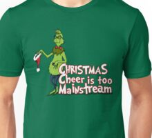 Hipster Grinch Unisex T-Shirt