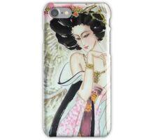 Geisha iPhone Case iPhone Case/Skin