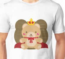 The stuffed toy of the bear Unisex T-Shirt
