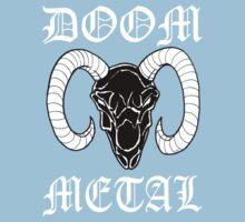 Doom Metal Kids Clothes