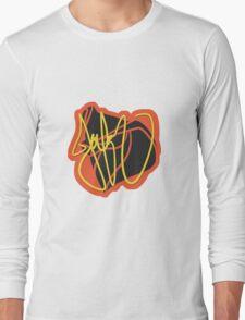 Jafar Symbol & Signature Long Sleeve T-Shirt