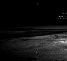 """"""" Lonely Star , Quiet Reflection """"  by Richard Couchman"""