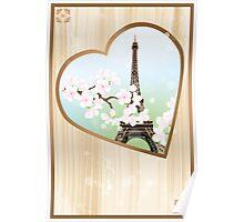 Paris mon amour - Paris my love Poster