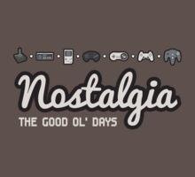 Nostalgia - The Good Ol' Days Kids Clothes